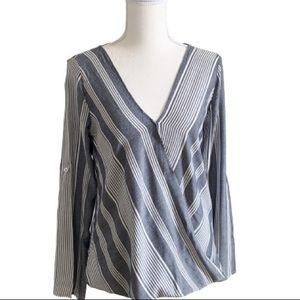 Alythea Striped Blouse | Sz. M